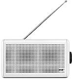 Nordmende Transita 210 – Tragbares DAB+ & UKW Digitalradio – Portable Musikbox mit Bluetooth Stereo Lautsprecher – Outdoor Radio mit Akku & Uhr