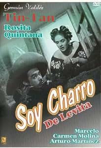 Soy Charro De Levita [DVD] [Region 1] [US Import] [NTSC]