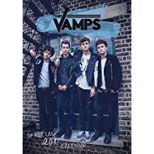 The Vamps Official 2017 A3 Calendar (Calendar 2017)