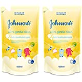 Johnson's Baby Laundry Detergent - Ultra Gentle Clean (500ml x 2 pcs)1000ml
