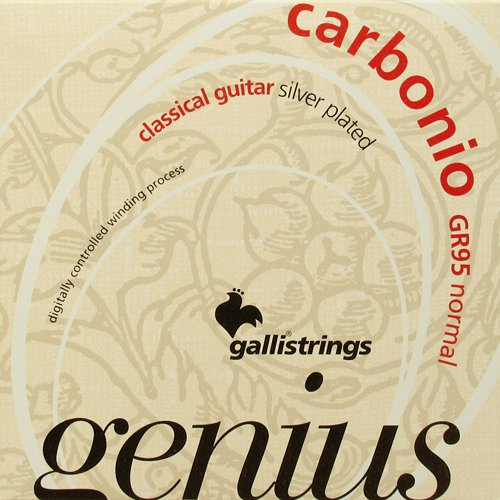 Galli Genius Carbonio GR-95 Konzertgitarre, normal tension