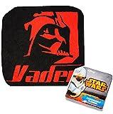 alles-meine.de GmbH 2 Stück _ Zauberwaschlappen -  Star Wars  - Frottee aus 100 % Baumwolle -...