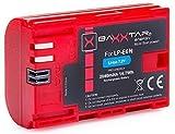 Bundlestar BAXXTAR PRO-ENERGY Qualitätsakku für Canon LP-E6N (echte 2040mAh) mit Infochip - Intelligentes Akkusystem