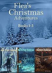 Flea's Christmas Collection Books 1-3 (English Edition)