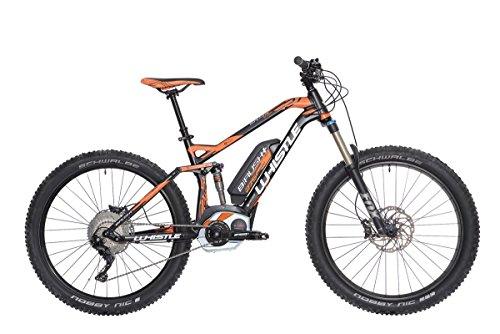 Whistle, Bicicleta eléctrica de 27,5pulgadas B-Rush Plus LTD 11v 500Wh CX Talla 44(eMTB All Mountain) / Ebike Pedelec 27,5B-Rush Plus Ltd 11s 500Wh CX Talla 44(EMTB All Mountain)