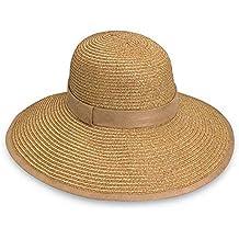 Wallaroo Mujer UV Celeste Sombrero – UPF50 + Sol Protección ... 70bf34d0a5b