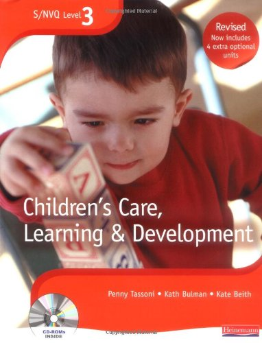 S/NVQ Level 3 Children's Care, Learning and Development: Candidate Handbook (S/NVQ Children's Care  Learning and Development) thumbnail
