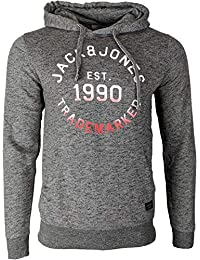 JACK   JONES Herren Kapuzenpullover Hoodie Core Storm Sweatshirt Sweat Linn  Hood 2018 S M L XL XXL a212d97acb