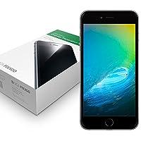 Grâce au kit de réparation d'écran d'iPhone 6 Plus noir, changez votre écran rapidement et simplement. Le set de réparation de GIGA Fixxoo contient un écran LCD d'iPhone 6 Plus de haute qualité avec une grille de haut-parleur, un appareil photo et un...