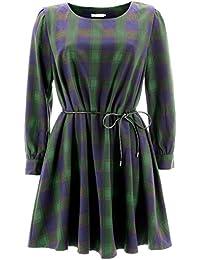 Shikha London Kleid TARTAN DRESS 4403