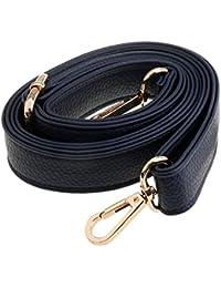 MagiDeal 135cm Sostituzione Cinghie Cinturino Tracolla Spalla di PU Pelle per  Borsa 2456b23d152