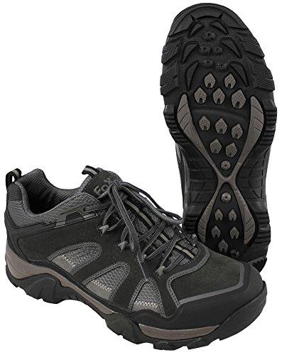 MFH Trekking-Schuh Mountain Low Halbschuhe Laufschuhe Bergschuh Outdoorschuh Größe 39-47 (44) (Fox Racing-anzug)