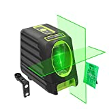 Best Laser Line Levels - Huepar Self-leveling Green Laser Level Box-1G 150ft/45m Outdoor Review