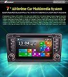 Autoradio Erisin ES7147A 2 Din 7 inch GPS per Audi A3