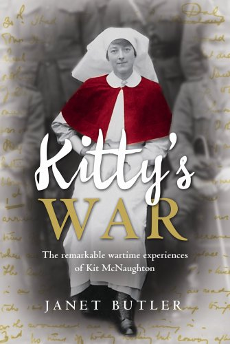 arkable wartime experiences of Kit McNaughton (Kitty Wars)