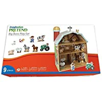 Imaginarium Mighty Big Barn Play Set by Toys R Us