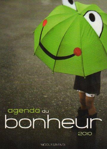 Agenda du Bonheur 2010