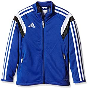 adidas Kinder Trainingsjacke Condivo14 Training Jacket, Cobalt/White/Black, 116, G89314