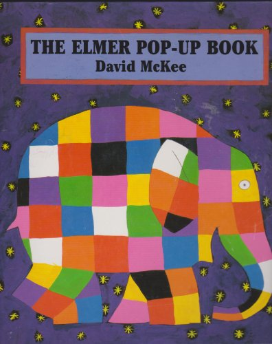 The Elmer Pop-Up Book [Hardcover] by