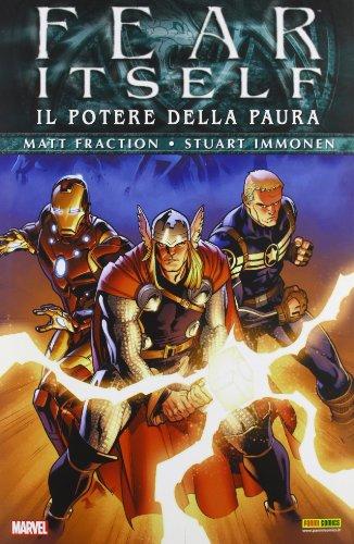 Il potere della paura. Fear itself. Marvel Omnibus: 1