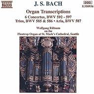 Bach, J.S.: Organ Transcriptions