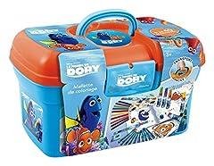 Idea Regalo - dory Canal Toys Valigetta per colorare
