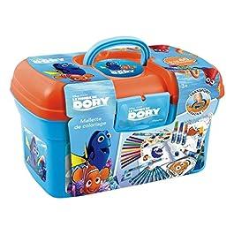 dory Canal Toys Valigetta per colorare