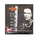 Rotosound 4-String Swing Bass Stainless Steel Bass Guitar StringsBS66 43-110 (Billy Sheehan)