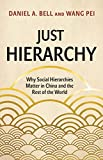 Just Hierarchy: Why Social Hierarchies Matter in China and the Rest of the World - Daniel Bell, Wang Pei
