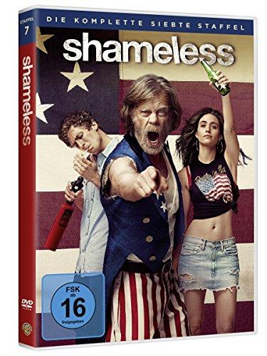 Shameless - Die komplette 7. Staffel [3 DVDs]