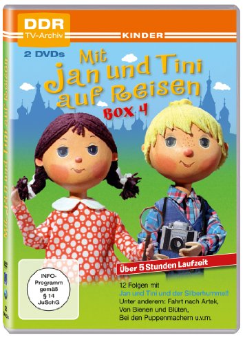 Box 4 (DDR TV-Archiv) (2 DVDs)