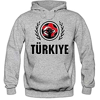 Türkei EM 2016 #2 Hoody   Fußball   Herren   Trikot   Ay-Yildizlilar   Nationalmannschaft