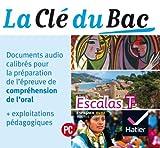 Escalas Espagnol Tle - La clé du Bac 'livre audio'