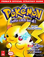 Pokemon Yellow - Prima's Official Strategy Guide d'E. Hollinger
