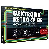 FRANZIS Elektronik Retro Spiele Adventskalender 2019