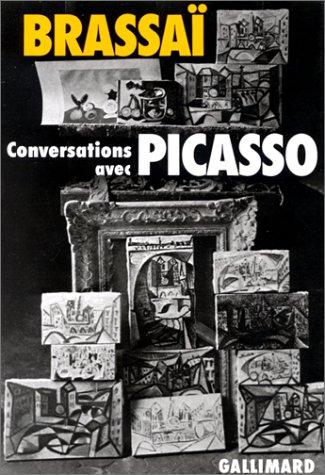 Conversations avec Picasso par Brassaï