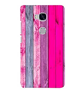 Designer Wood 3D Hard Polycarbonate Designer Back Case Cover for Huawei Honor 5X :: Huawei Honor X5 :: Huawei Honor GR5