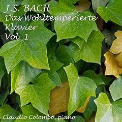 Das Wohltemperierte Klavier I: Prelude and Fugue No. 20 In A Minor, BWV 865
