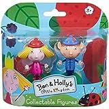 Ben y Holly - Figura de Ben y Holly (Bizak 64005296)
