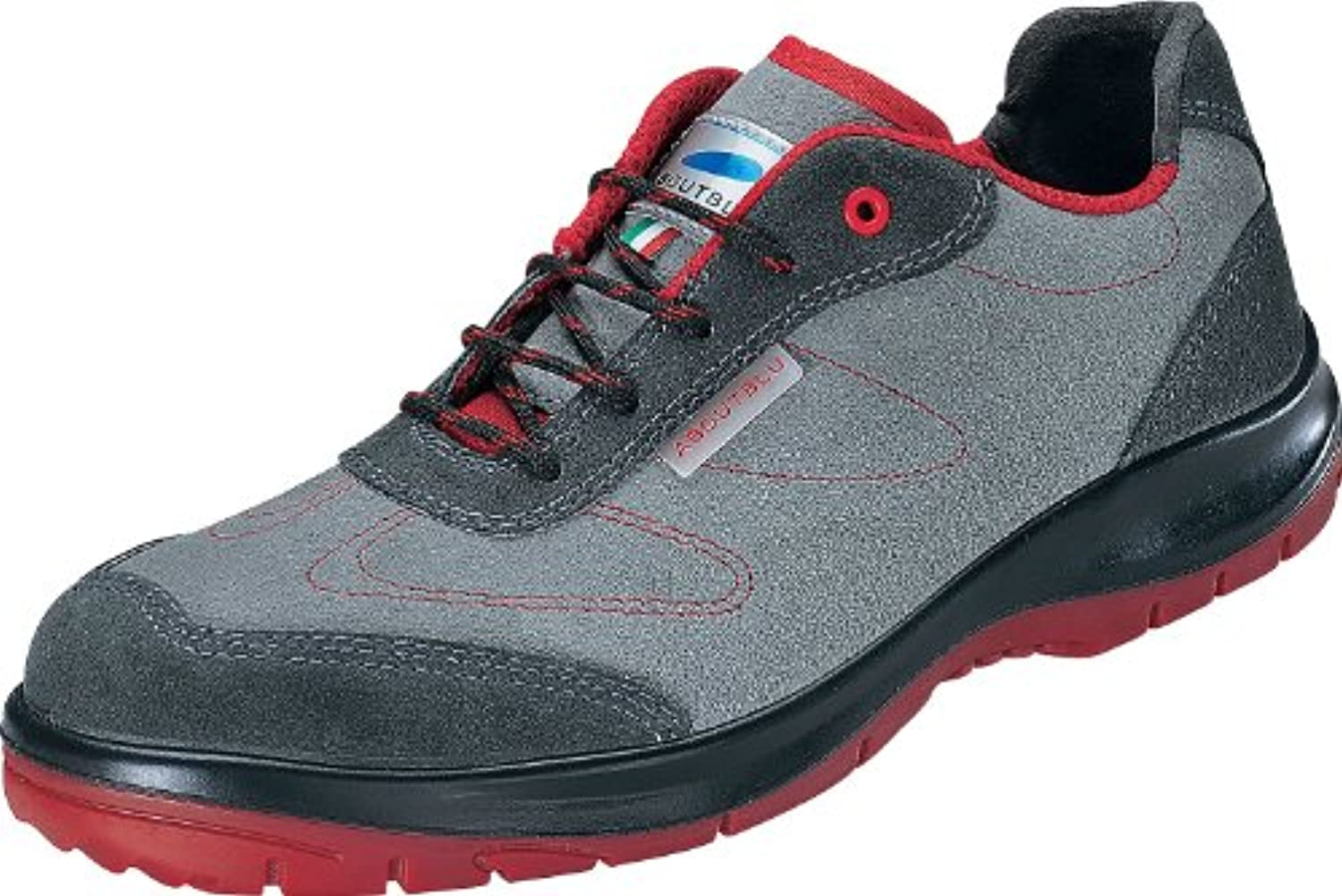Aboutblu 1930102la 43 Sparrow Low Grey-Red S3 Chaussures Grey/RedB00BP6I1DQParent de Travail, Taille 43, Grey/RedB00BP6I1DQParent Chaussures 592fb4
