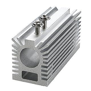 Generic 12 mm langes Laser-Modul, Kühlkörper, CNC-Teile