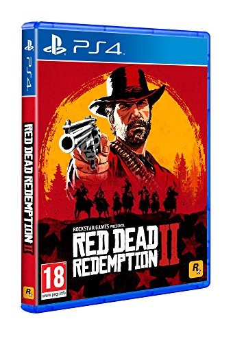 Red Dead Redemption 2 (PS4) (precio: 59,90€)