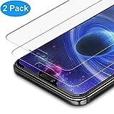 Pellicola Protettiva Huawei P20 Lite, Vkaiy Pellicola Vetro Temperato [Durezza 9H] [Alta trasparente] [Nessuna bolla] [Anti-impronte] [ Antigraffi], Facile da Installare - [2 Packs]