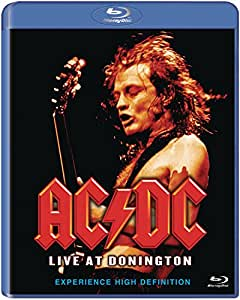 AC/DC - Live at Donington [Blu-ray]
