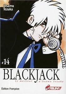 Black Jack Edition simple Tome 14