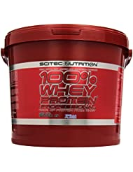Scitec Nutrition Whey Protein Professional Vanille, 1er Pack (1 x 5 kg)