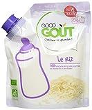 Good Goût - BIO - Céréales Le Riz Bio 220 g - Lot de 3