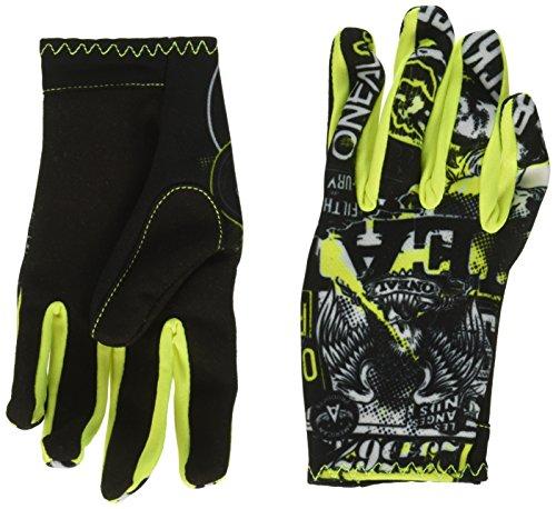 O\'Neill MATRIX Youth Glove ATTACK black/hi-viz L/6