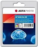 AgfaPhoto APHP300C Tinte für HP DJD2560, 12 ml, farbig