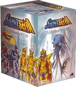 Coffret Saint Seiya 11 DVD : Vol  9 à 19